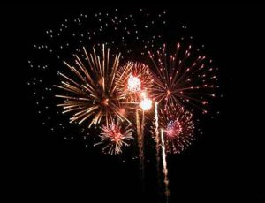 Public Reminded that Fireworks are Illegal on National