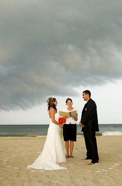 Outer Banks Wedding Weather Plans