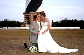 Outer Banks Wedding at Cape Hatteras Lighthouse