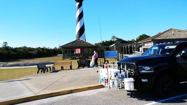 Beach Organization Rallies to Help NPS during Government Shutdown