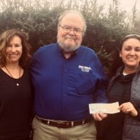 NCBBA Makes Donations to Local Charity Organizations