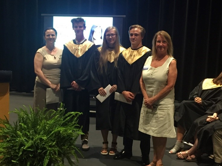 OBAR Scholarships awarded to local high school students3