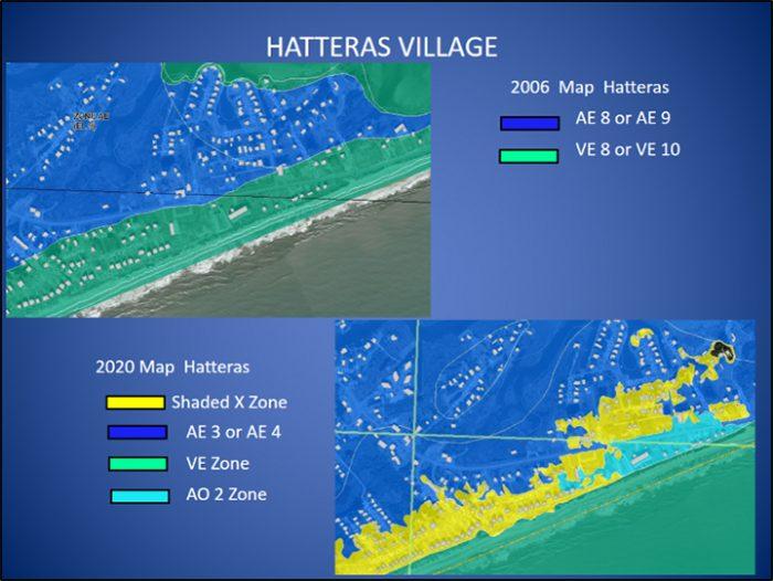 New Dare Flood Maps Misrepresent Risk Island Free Press