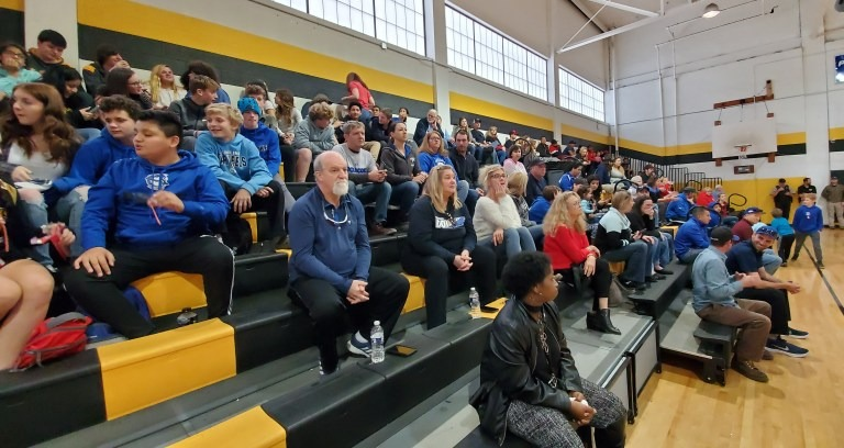 Large-Ocracoke-crowd-at-Lady-Dolphiss-vs-Hatteras-in-MS-BB-final-at-Mattamuskeet-Feb-3-2020