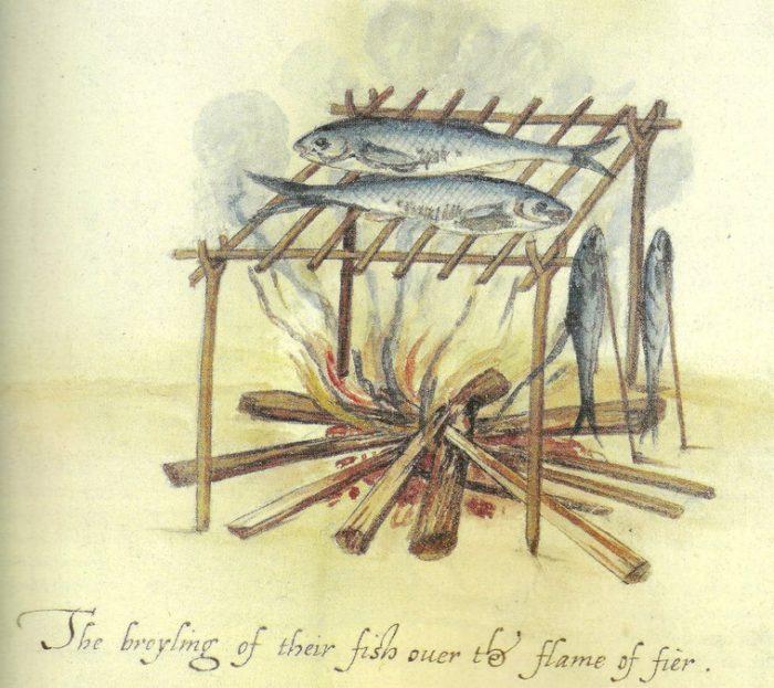 7.-Broyling-of-fish