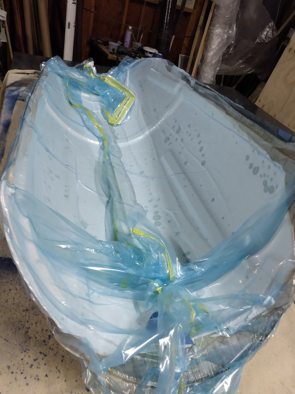 Canopy Vacuum Bag