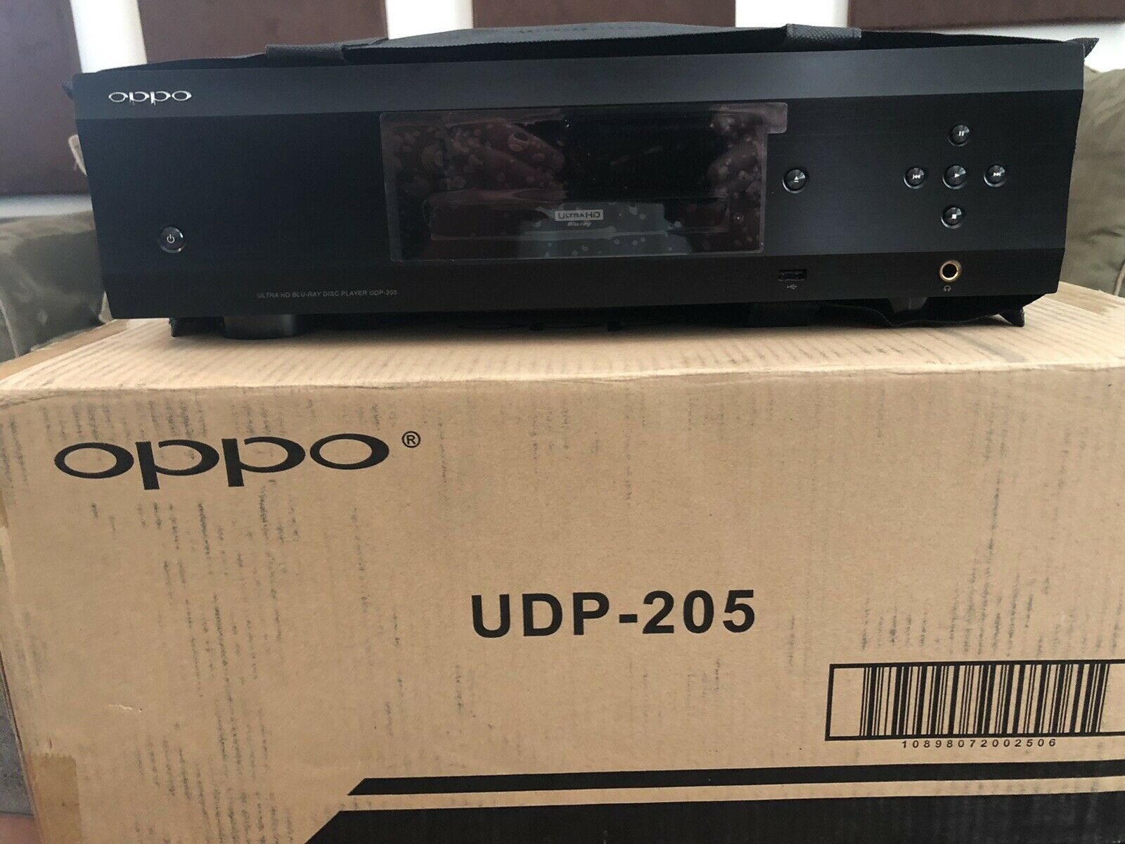 Am Selling My Used Oppo Udp 205 4k Blu Ray Player Island Free Press