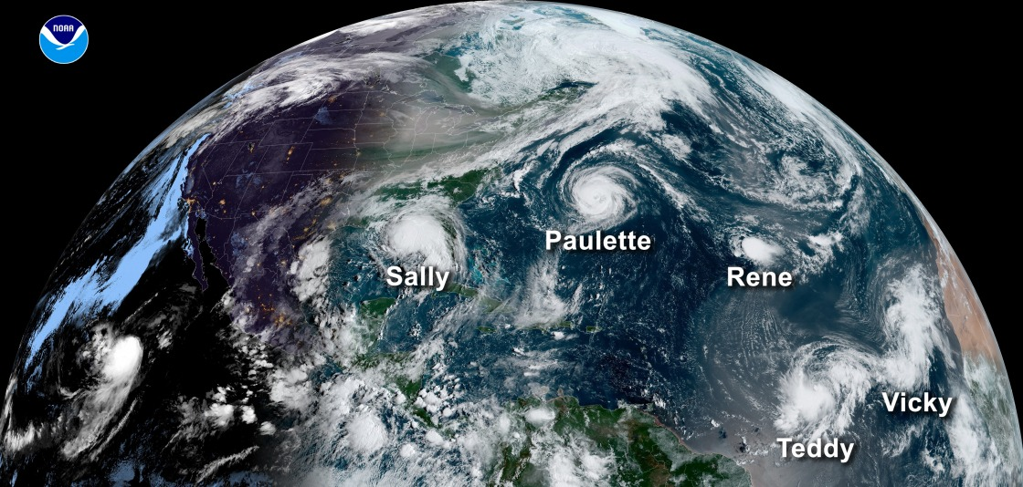 IMAGE - for 112420 - 5 named storms 2020 Atlantic Hurricane Season - NOAA Satellites-LANDSCAPE_1 (1)