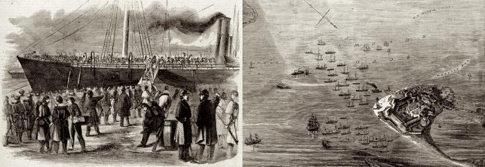 5.-Embarking-troops_Fleet-at-Ft.Monroe