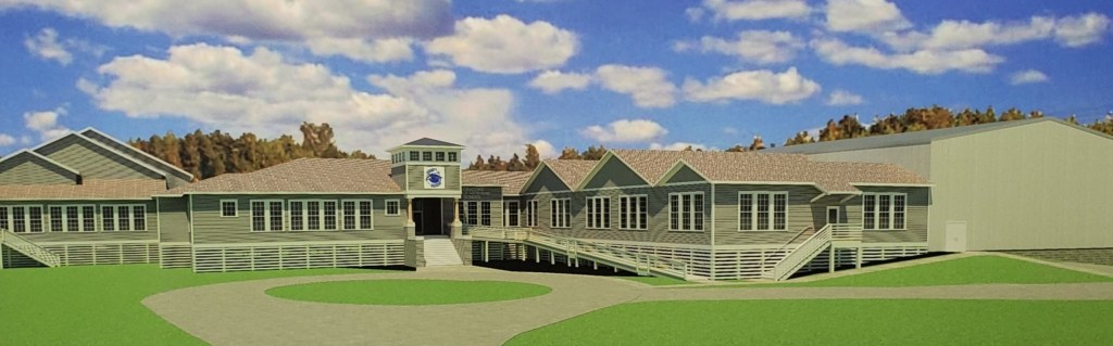 Architectural-remdering-of-New-Ocracoke-School-1